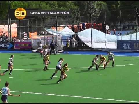 GEBA Heptacampeón 3-0 Belgrano Athletic - Metropolitano Hockey Damas 2013 Videos De Viajes