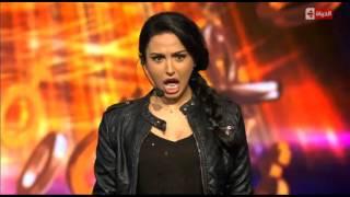 ميس حمدان تقلد هيفاء وهبي بأغنية «رجب» (فيديو)