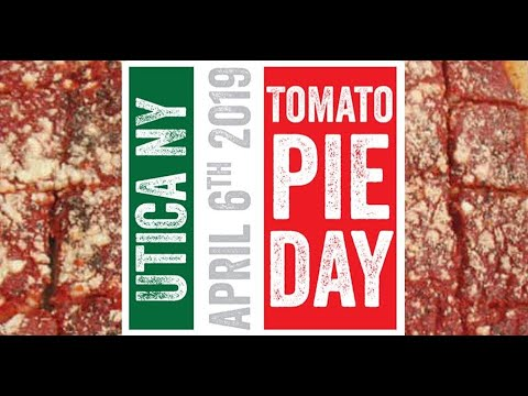 Tomato Pie Day is this Weekend. Jay Sumner, Michael Clare and Adrienne are here to talk about it
