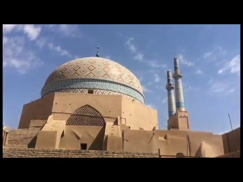 Travel to Iran:  رحلتي الفنية إلى إيران Shiraz, Yazd, Esfahan & Kashan (Iran Vlog)