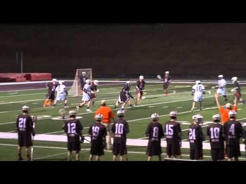 #32 of 42- Off (#7 Shot & Skall Goal) - Stow Vs Padua Lacrosse 4.1.14 - Stow Boys Lacrosse 2014
