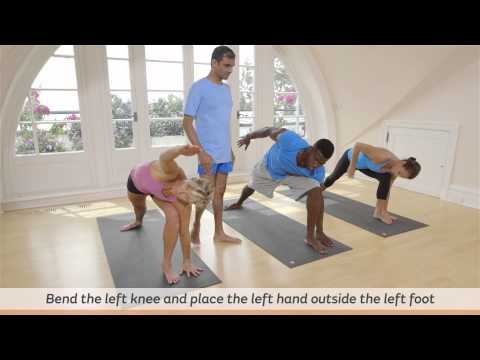 30 Minute Yoga Class with Sharath Jois