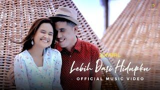 Download lagu Iqhbal LIDA - Lebih Dari Hidupku | Official Music Video