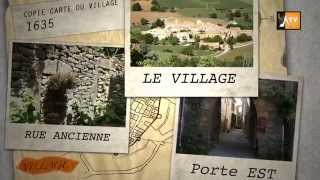 Saint André de Rosans / Village médiéval / Prieuré Roman / Hautes Alpes