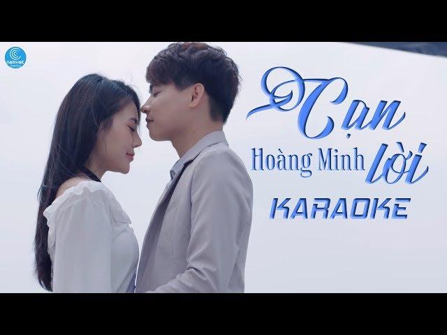 [KARAOKE] C?n L?i - Hoàng Minh