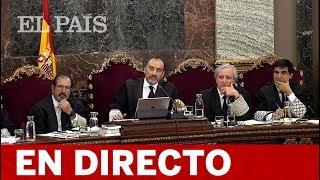 DIRECTO JUICIO DEL PROCÉS | Siguen declarando policías que actuaron en el 1-O