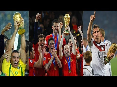 TOP 10 FIFA World Cup Goal Scorers - WORLD CUP 2018
