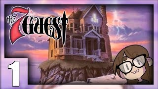 [ The 7th Guest ] A point & click classic!! (1993) - Part 1