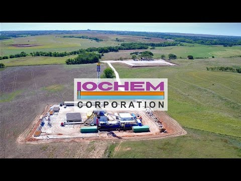 IOCHEM Corporation - Crites brine well Drilling Operation