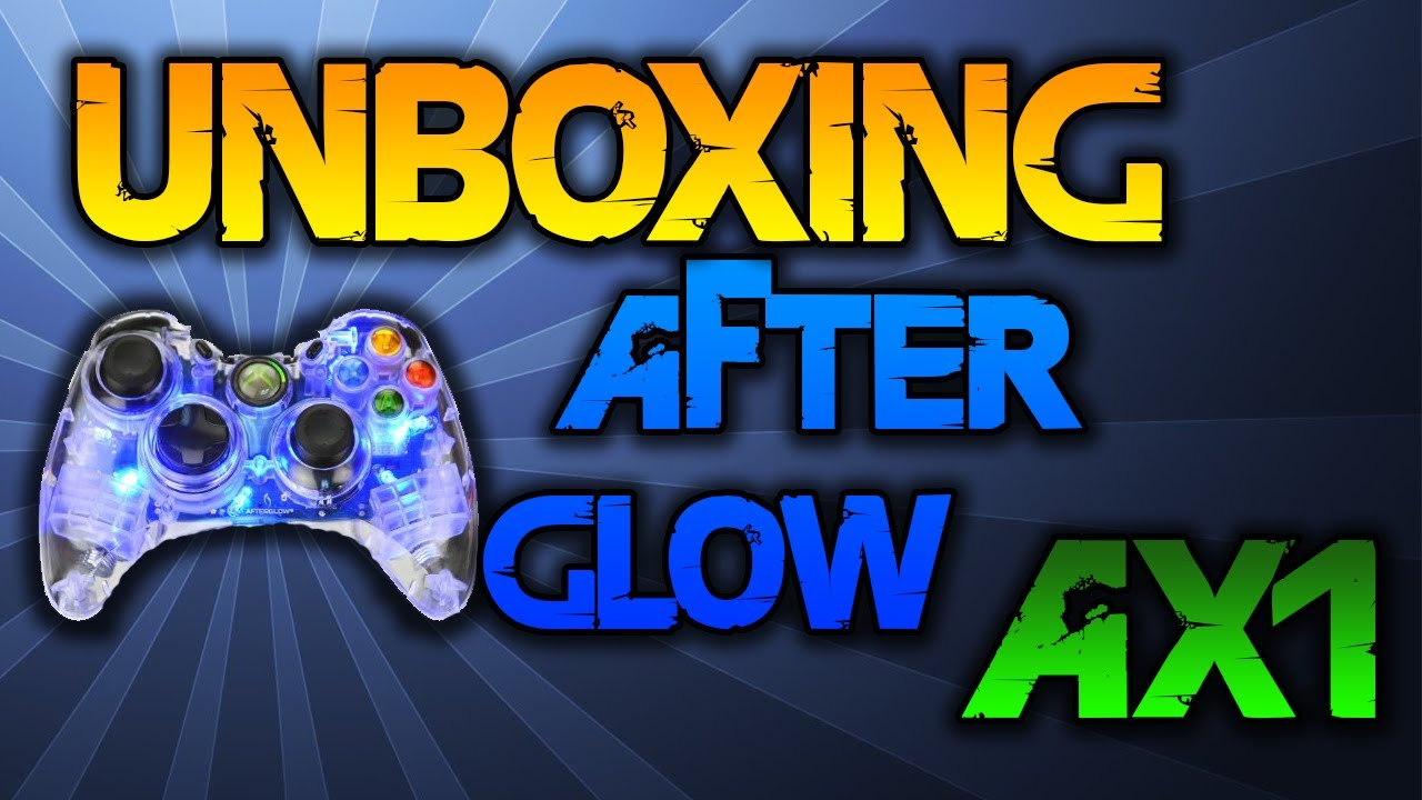 AFTERGLOW AX.1 PC DRIVER FOR WINDOWS 8