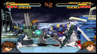 Gundam Battle Assault 2 Gameplay Street Mode (PlayStation,PSX)