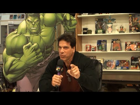 The Incredible Hulk Lou Ferrigno Interview