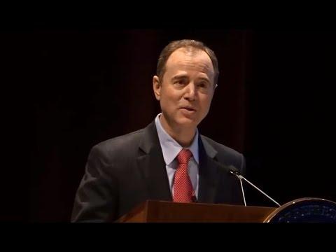 CONGRESSMAN ADAM SCHIFF TOWNHALL. PASADENA. CLIMATE CHANGE FEAR MONGERING. FULL VIDEO