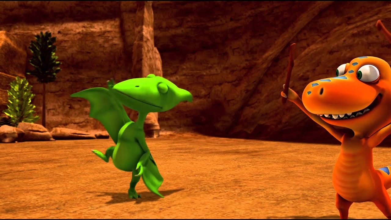 A New Way to Sing a Song - Dinosaur Train - The Jim Henson ...
