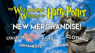 All of the NEW Harry Potter Merchandise at Wizarding World | Universal Studios Orlando