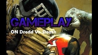 Judge Dredd Vs. Death [PC Gameplay]