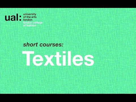 Textiles LCF Short Courses