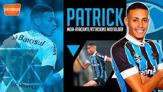⚽ PATRICK / MEIA-ATACANTE / Patrick Machado Ferreira