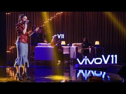 Baby Shima Live Menyanyikan Lagu Sirna