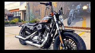 2019 Harley-Davidson Sportster Forty-Eight Special - Discontinued??