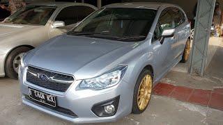 In Depth Tour Subaru Impreza Hatchback [GP] (2013) - Indonesia