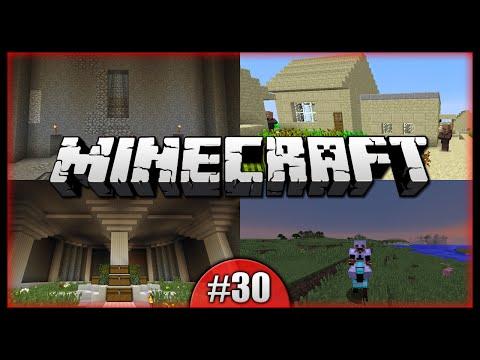 Python Plays Minecraft || Tree Farm Entrance! Desert Adventures! || Minecraft Survival PC [#30]