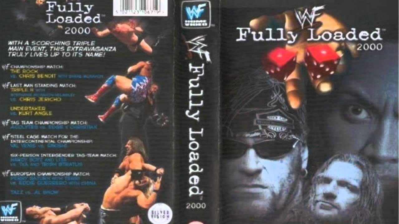 Resultado de imagen para WWF Fully Loaded WWE