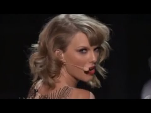 Taylor Swift Performs Blank Space - AMA's 2014