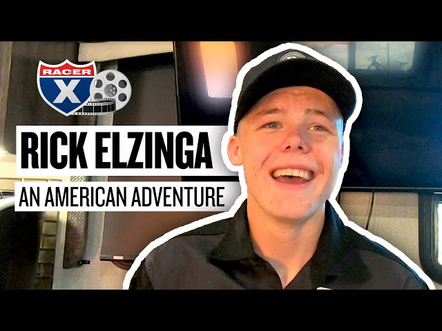 Rick Elzinga's Wild Journey Into Lucas Oil Pro Motocross