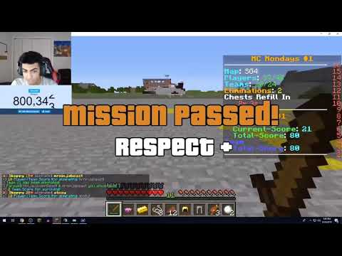 Mission Passed! Respect + - Skeppy Killed Ninja And Mrbeast