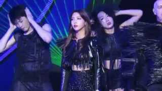 【FANCAM】 F(x) & Pet Shop Boys - What Have I Done To Deserve This @MAMA2015 IN Hong Kong