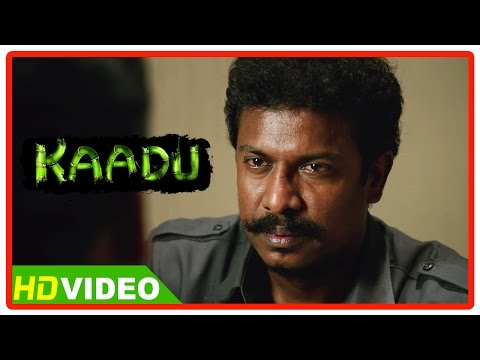 Kaadu Tamil Movie Scenes HD | Samuthirakani motivates Vidharth before he Expire | Samskruthy