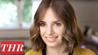 Maya Hawke, 'Stranger Things's' Newest Star, Plays First, Best Last, Worst! | THR