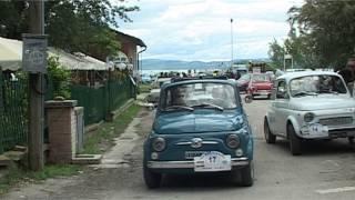 Camping Punta Navaccia - Fiat 500 a Tuoro sul Trasimeno