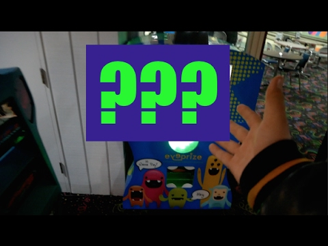 I've Never Seen This Machine Before... || Arcade Games