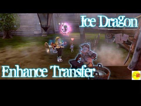 Ice Dragon Main Weapon Enhance Transfer