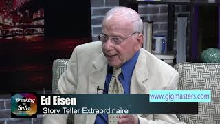 Ed Eisen on Breaking the Rules