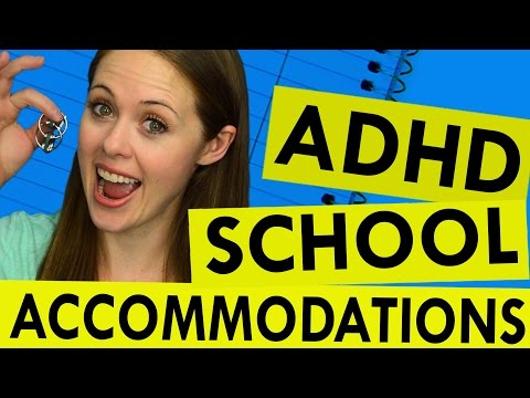 How To Get School Accommodations: New Guidelines For 2016