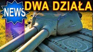 Dwa działa, anonimowe konta i inne nowości w World of Tanks