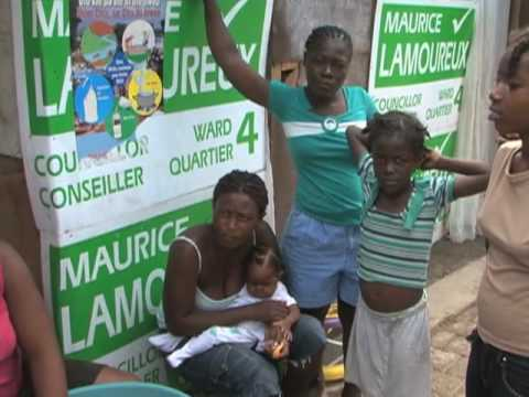 Haitian Government to Move Camps Before Rainy Season