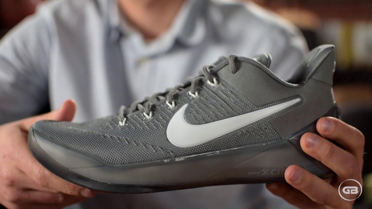 9eda7f4ca623 Nike Kobe 12 A.D. - YouTube
