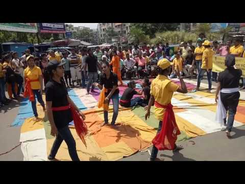 Nukkad Natak on De-addiction by Gpyg Kolkata 25. 6. 17