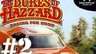 Dukes of Hazzard Racing for Home: A Family Game -Part 2- Filly Film Games