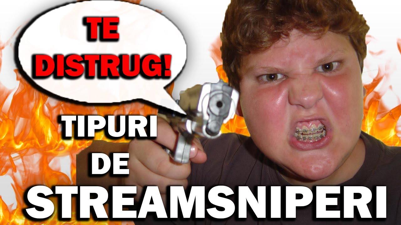 15 TIPURI de STREAM SNIPERI pe FORTNITE! (LA CUSTOMS...) (FORTNITE ROMANIA)