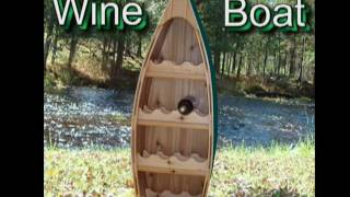 High Quality Hand Crafted Wooden Boat Shelving Units. www.theyooperstore.com.