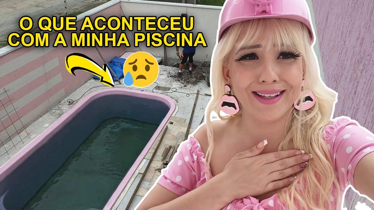 O QUE ACONTECEU COM A MINHA PISCINA 2