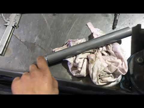 Изготовление пневмостойки для квадроцикла.