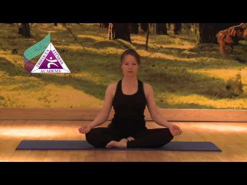 Yoga Sukhasana (Easy Pose)