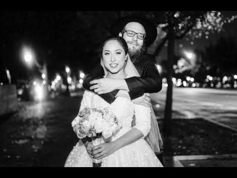 DJ Roy Baron   Wedding Of Chava Baum & Aharon Coff