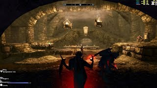 48.Skyrim (Evolution 2. 5 Beta) Красноводное логово